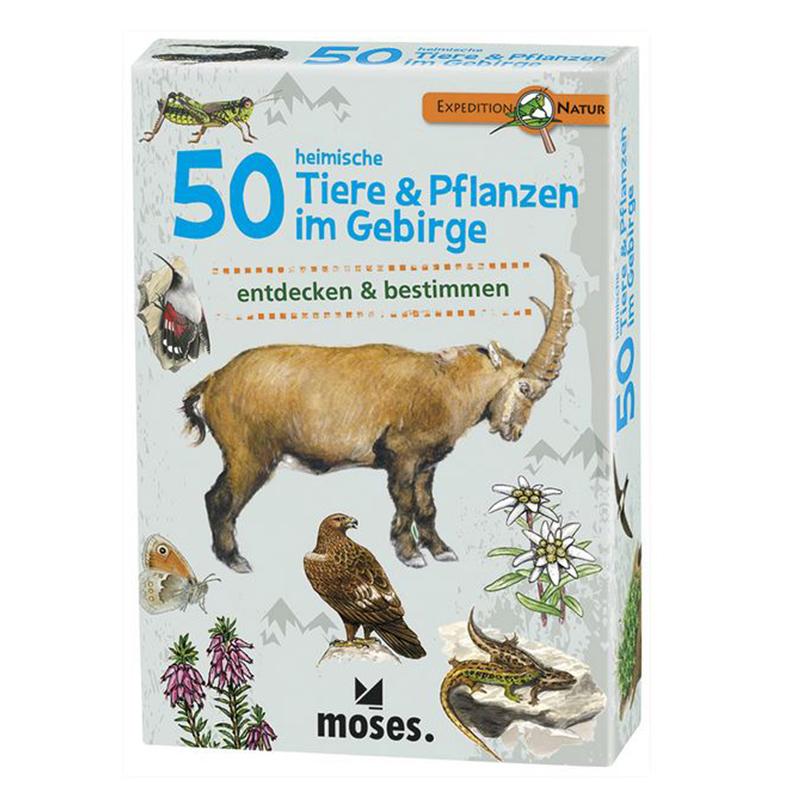 TierePflanzenGebirge