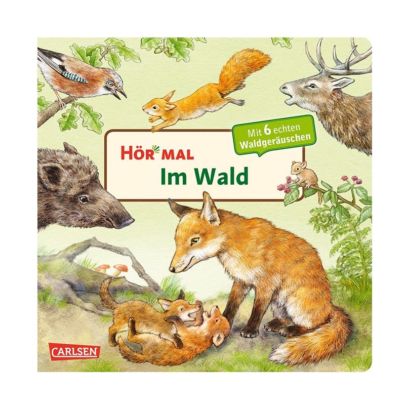 hör mal im Wald Soundbuch