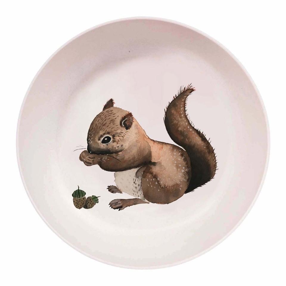 Schüsserl Eichhörnchen