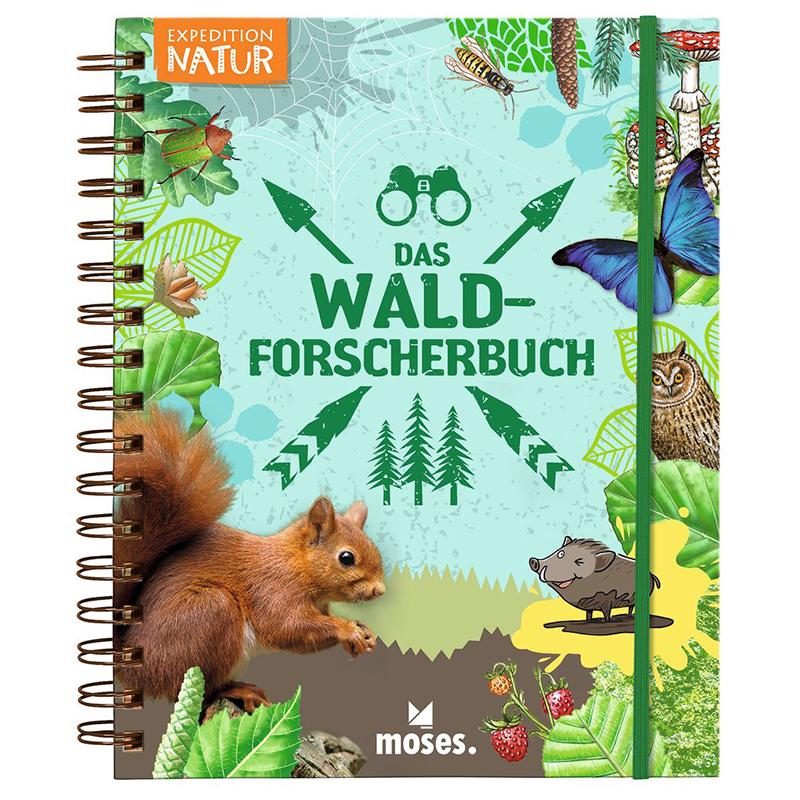Wald-Forscherbuch