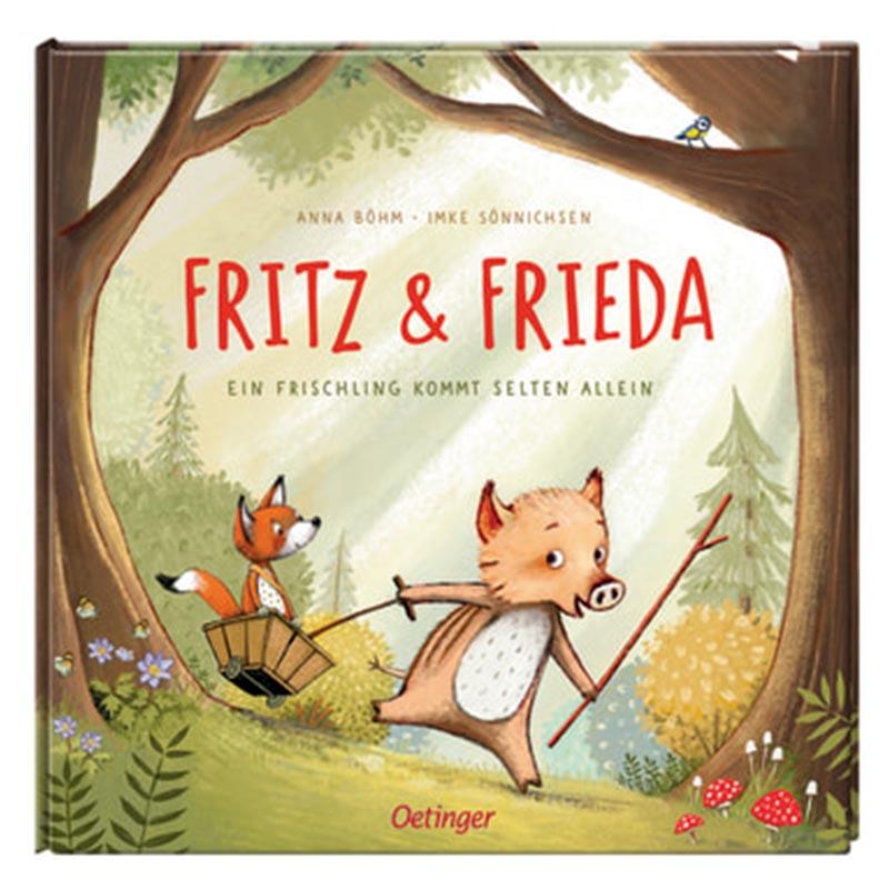 Fritz Frieda