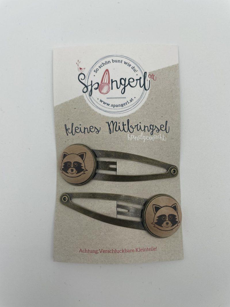 Spangerl Waschbär