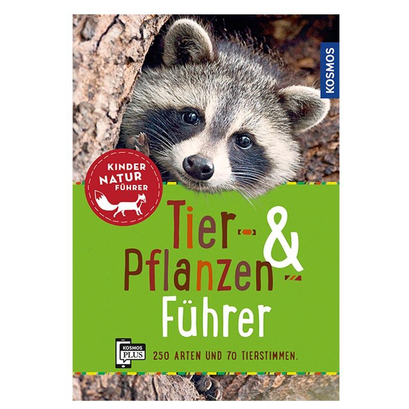 Tier & Pflanzenführer Kinder