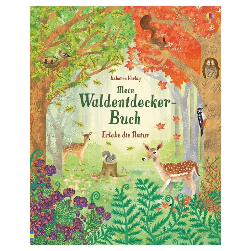 Mein Waldentdecker-Buch